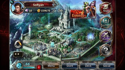 Elemental Kingdoms, Perfect World, Main
