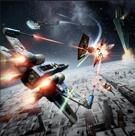 Star Wars, Attack Squadron, beta  - Call for Beta Testers for New Star Wars Dogfight Game