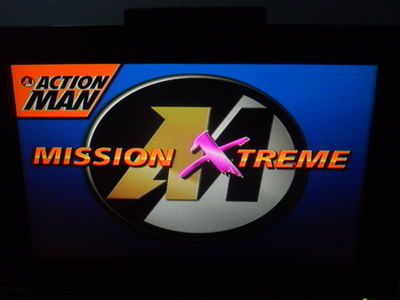action man, mission xtreme