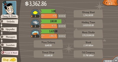 AdVenture Capitalist, android, game