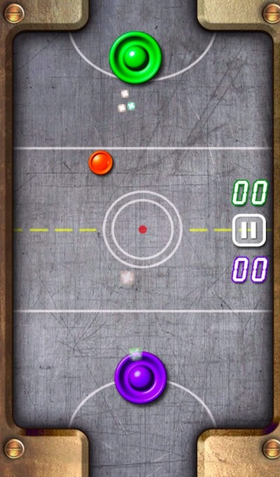 air hockey, android, app