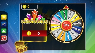 amazing wheel, game, app