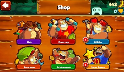 banana kong, android, google play, game
