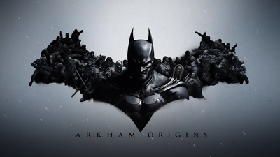 Batman Arkham Origins iOS Logo