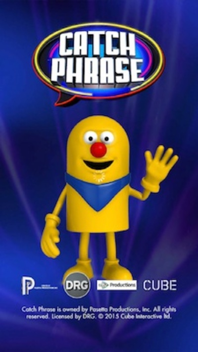 catchphrase, mr chips, gameshow, app, iOS, android
