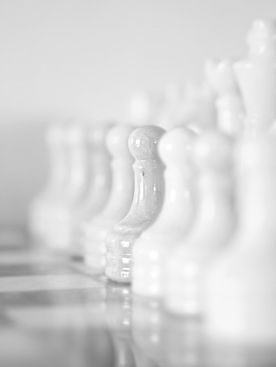 chess, white, pawn