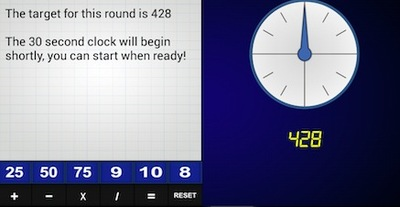 countdown, android, game, tablet, app