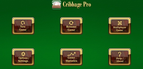 Cribbage Specialty Games - Try this Free Demo Version