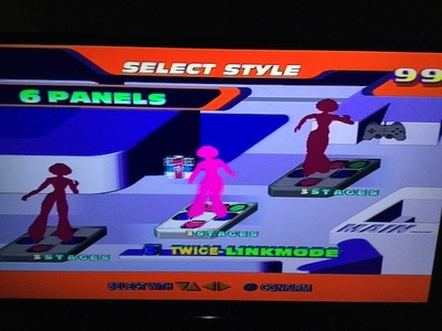 dancing stage, party edition, ps1, playstation