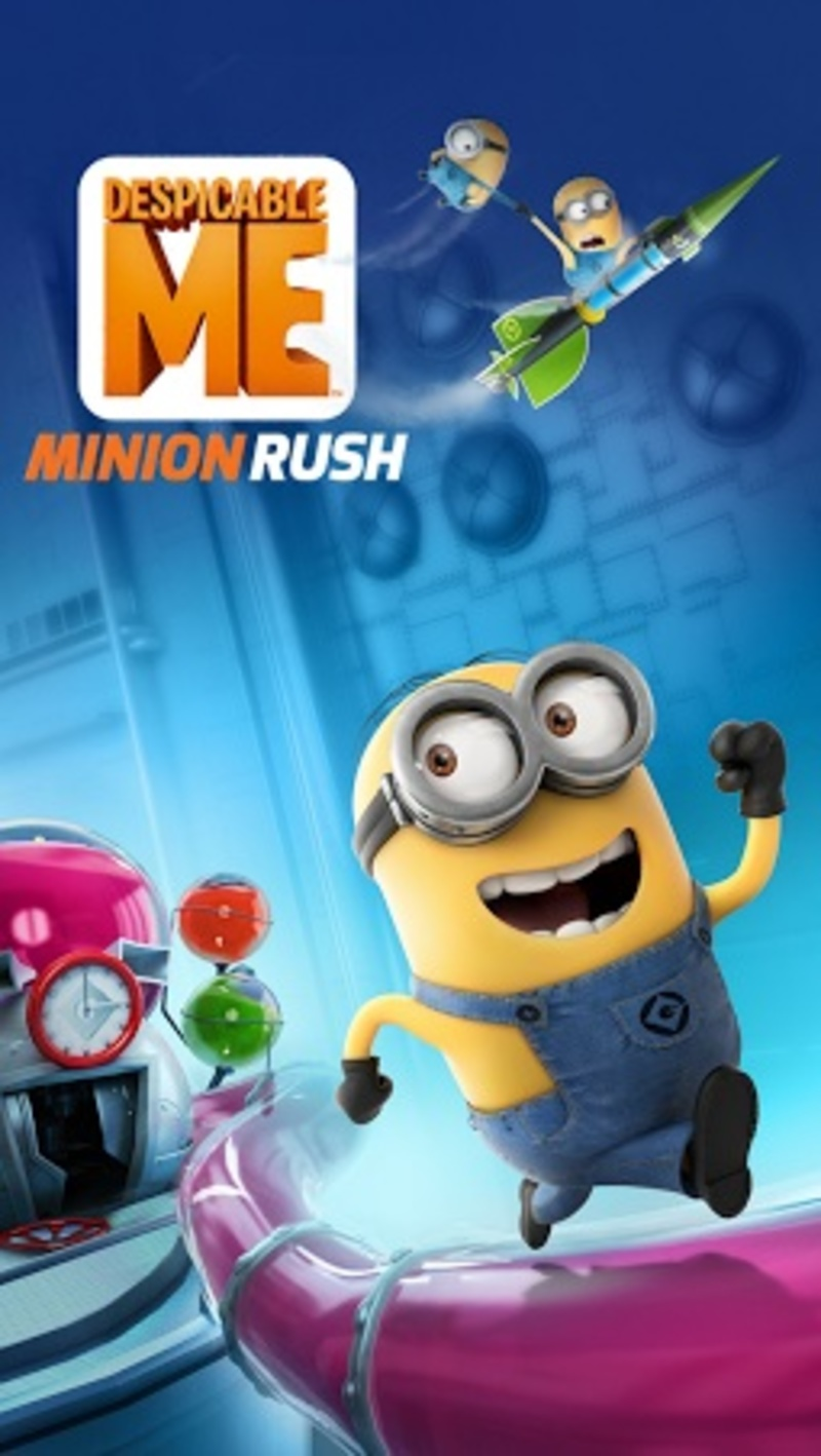 Despicable Me: Minion Rush Level 4-46 Walkthrough [IOS ...