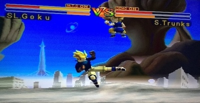 dragon ball, final bout, playstation, ps1