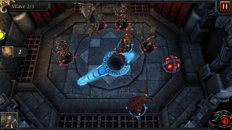 Dungeons and Dragons Arena of War  - Dungeons & Dragons: Arena of War