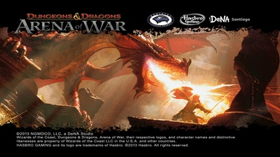 Dungeons and Dragons Arena of War
