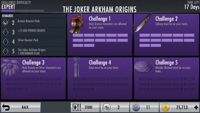 Joker Arkham Origins Injustice Gods Among Us
