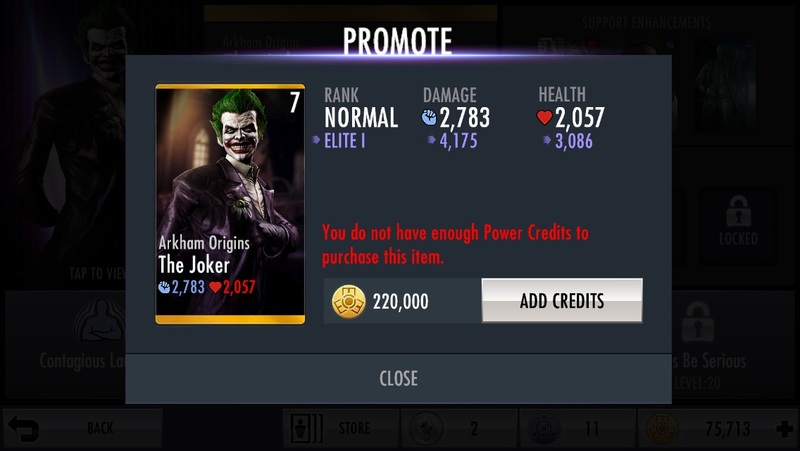 Joker Arkham Origins Injustice Gods Among Us Promote