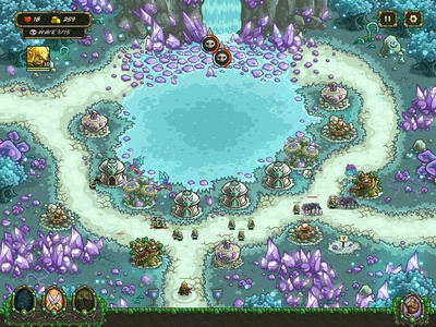 Kingdom Rush: Origins, screenshot