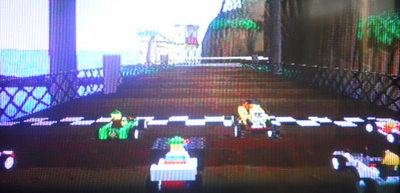 lego racers, ps1, playstation