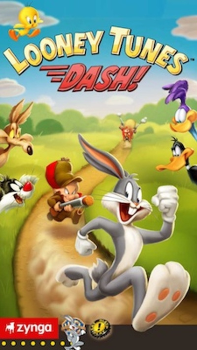 looney tunes dash, warner brothers, wb, bugs bunny, iOS, android, game