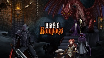 Magic Rampage Title