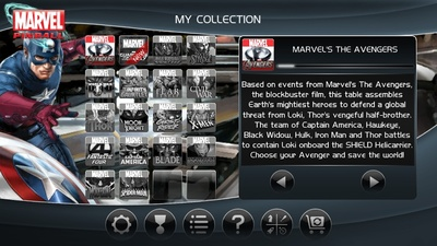 Marvel Pinball by Zen Studios