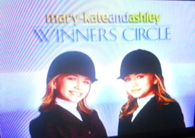 mary-kate & ashley, winner's circle, ps1, playstation