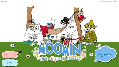 moomin, welcome to moominvalley, android, iOS, game, app