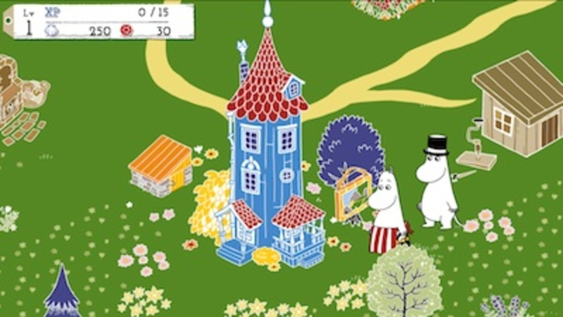 moomin, welcome to moominvalley, android, iOS, game, app  - Welcome to Moominvalley