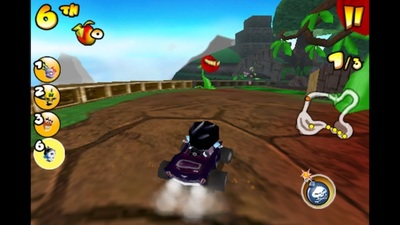 rash bandicoot, nitrokart, 2, iOS, android, game, racing