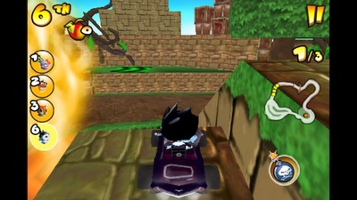 crash bandicoot, nitrokart, 2, iOS, android, game, racing