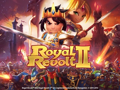 Royal Revolt II