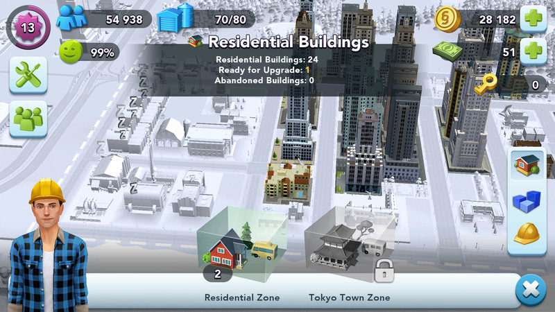 SimCity: Build It