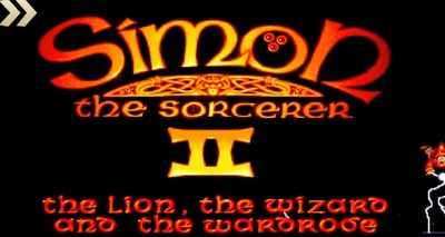 simon the sorcerer, 2, II, the lion, the wizard, and the wardrobe