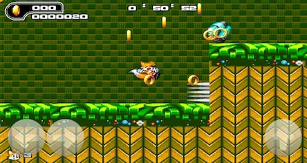 sonic the hedgehog, app, android, tablet, game  - Sonic The Hedgehog App