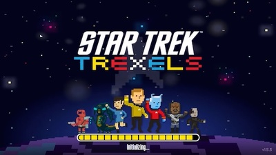 star trek trexels, iOS, android