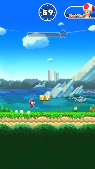 super mario run, iOS, game, android
