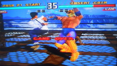 Tekken 3, playstation, ps1