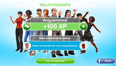 the sims, freeplay