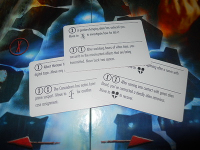 the x-files, trivia game