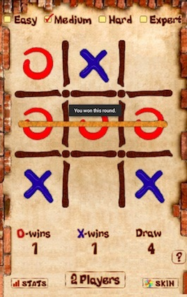 tic tac toe, naughts and crosses
