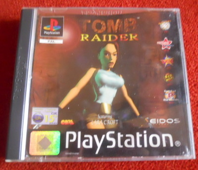 tomb raider, lara croft, ps1, playstation