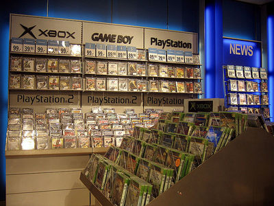 Video Game Display