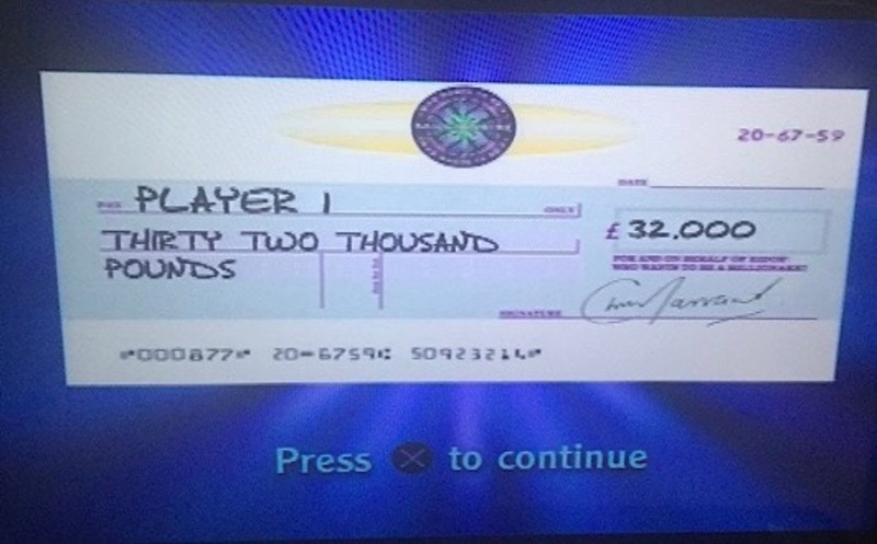who wants to be a millionaire, video game, playstation, ps1, review  - Who Wants to be a Millionaire